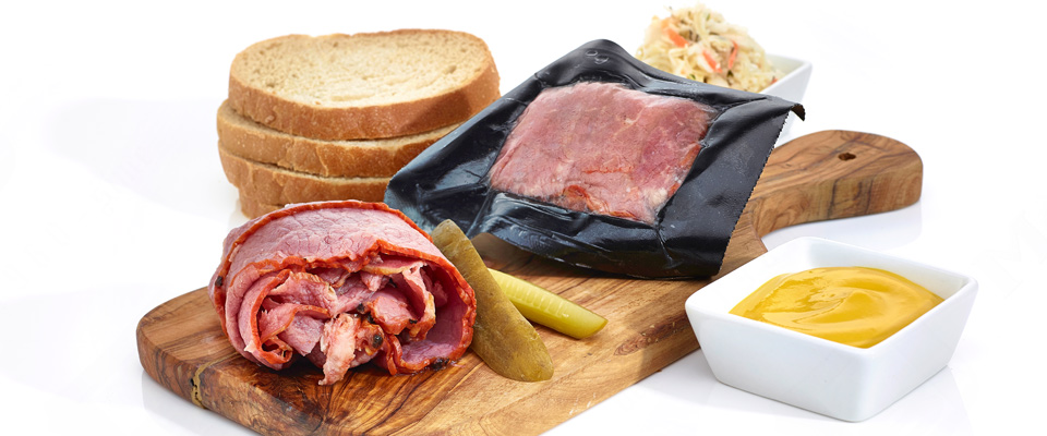 Smoked Meat in a pouch 150g (143)